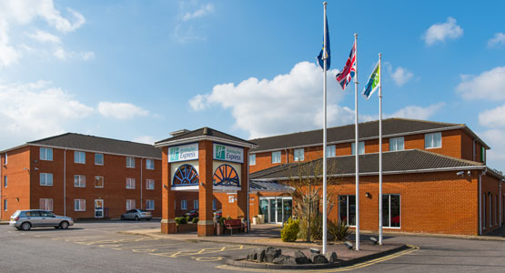 Holiday Inn Southampton West - near Paultons Park and Peppa Pig World