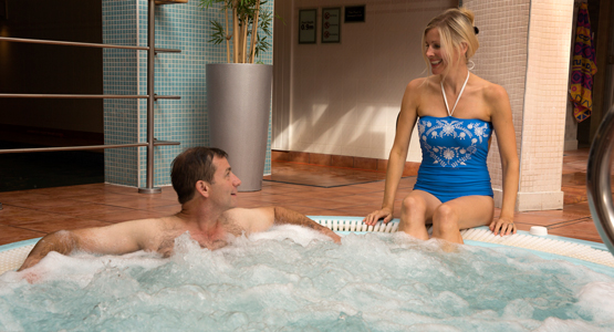 Meon Valley Marriott Hotel & Country Club - jacuzzi