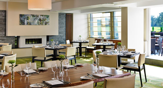 Meon Valley Marriott Hotel & Country Club - dining