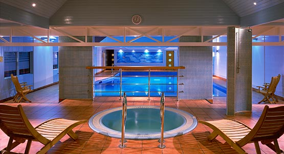 Meon Valley Marriott Hotel & Country Club - pool