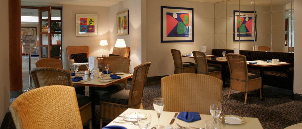 Restaurants Near Apollo Hotel Basingstoke